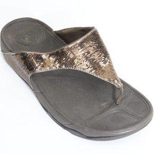 FitFlop Electra Sandals Flip flop Sequins